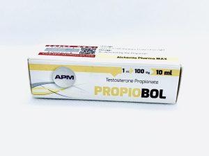 propiobol 100 testosteron propionate sklep sterydy