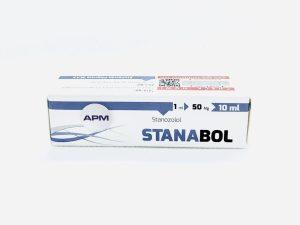 stanabol 50 winstrol stanozolol sterydy