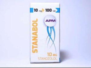 Stanozolol APM 100tab 10mg