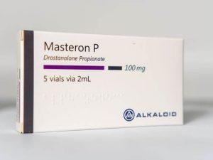 Alkaloid Masteron Propionate drostanolone mocnesuple